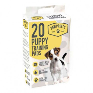 Puppy Training Pads 20Pk