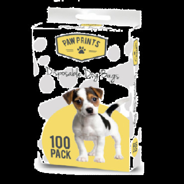 Doggy Bags 100Pk