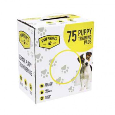 Puppy Training Pads 75Pc