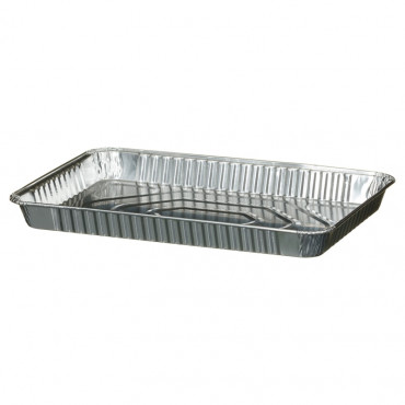 Bbq Cooking Tray Foil 5Pk
