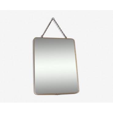 Hanging Cosmetic Mirror 18X24Cm