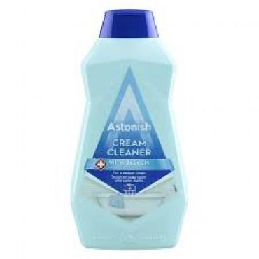 Astonish Cream Cleaner W-Bleach