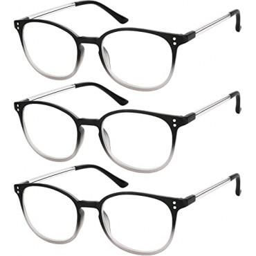 Reading Glasses + 3
