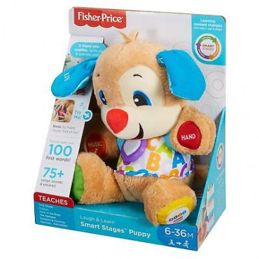 Laugh N Learn  Smart Stages Puppy