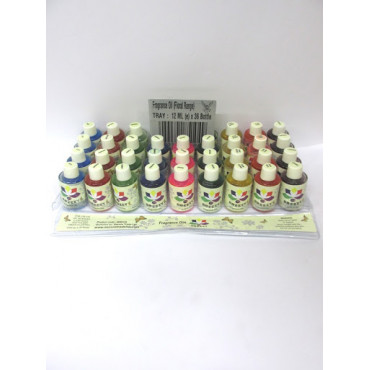 Breezy Fragrance Oils Floral 36X12Ml