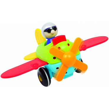 Build & Play Aeroplane