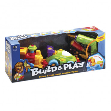 Build & Play Car