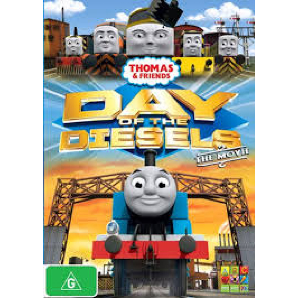 Day Of Diesel Dvd