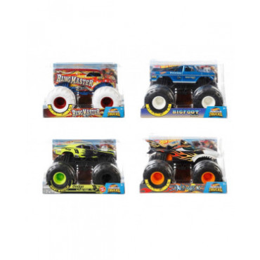 Monster Truck 1:24 Assorted- Specify which one