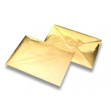 A5 Metallic Envelopes - Gold
