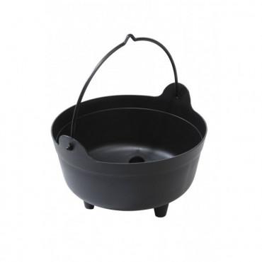 Black Cauldron 14Inch