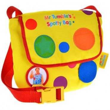 Mr Tumbles Surprise Spotty Bag