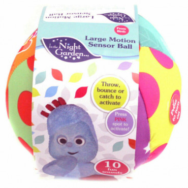 InThe Night Garden Large Motion Sensor Ball