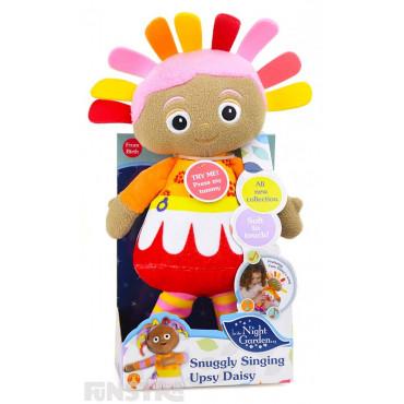 Snuggly Singing Upsy Daisy Soft Toy