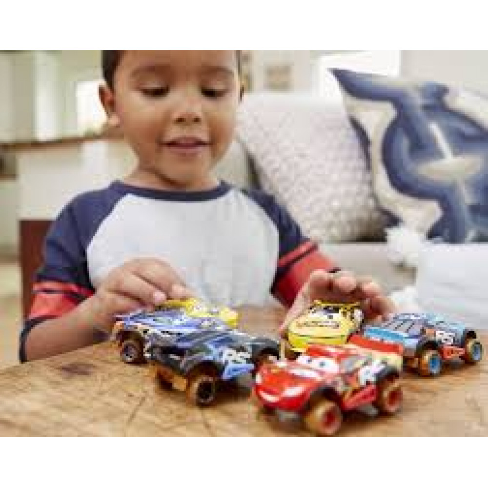 Disney Xr Racers Cars Diecast Single