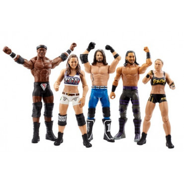 Wwe Basic Figures Assorted- Specify which one