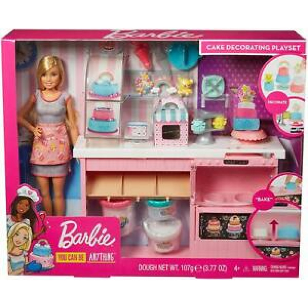Barbie Bakery Shop