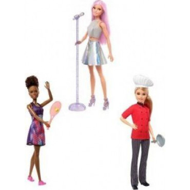Barbie Career Dolls Assorted- Specify which one