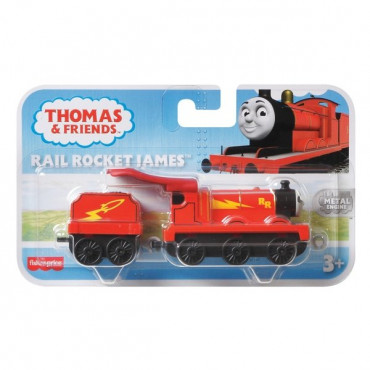 Thomas  Large Super Hero Push Along