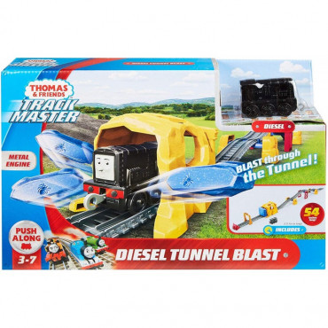 Diesel Tunnel Blast Set Thomas and Friends