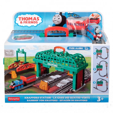 Thomas and Friends Knapford Station