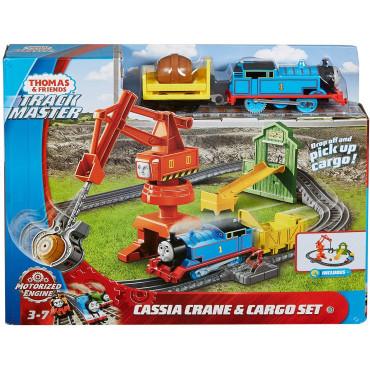 Trackmaster Motorised Cassia Crane Set Thomas and