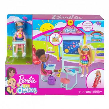 Chelsea Barbie School Playset