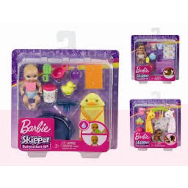 Babysitter Feature Babies Barbie Assorted- Specify