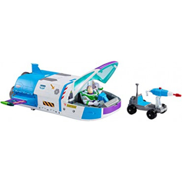 Buzz Lightyear Space Command Playset