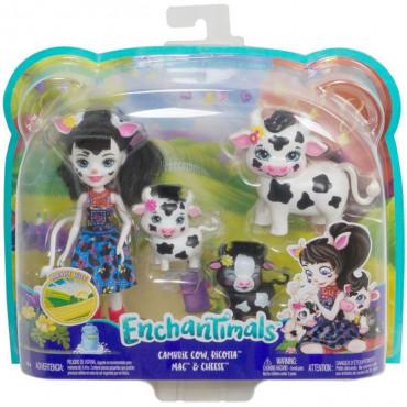 Enchantimals Family Cambrie Cow & Calves