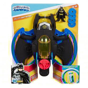 Imaginext Dc Super Batwing