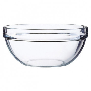 Glass Bowl 20Cm