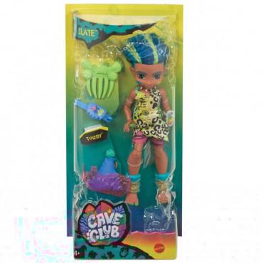 Cave Club Boy Slate Doll