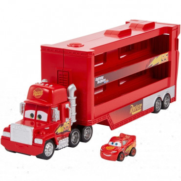 Cars Mack Truck Mini-Racer Transporter