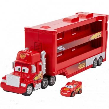 Cars Mack Truck Mini-Racer Transporter