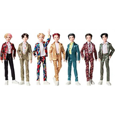 Bts Doll Assorted