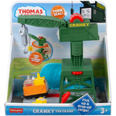 Cranky The Crane Playset Thomas Push Along
