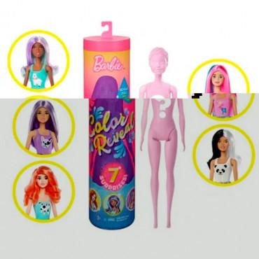 Barbie Surprise Colour Reveal Assortee