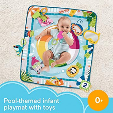 Fisher Price Activity Pool Mat