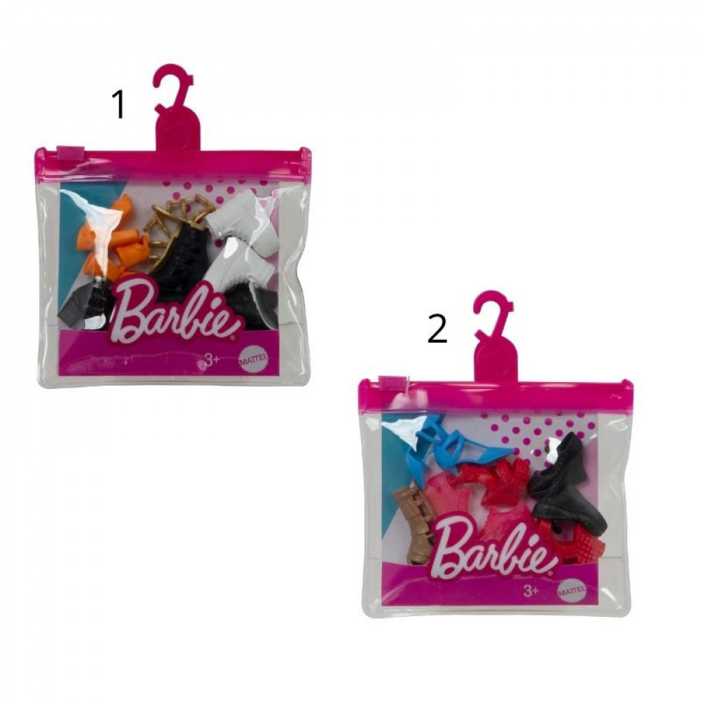 Barbie Shoes Accessories