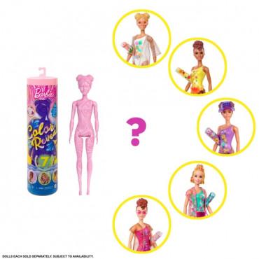 Barbie Colour Reveal Sand and Sea