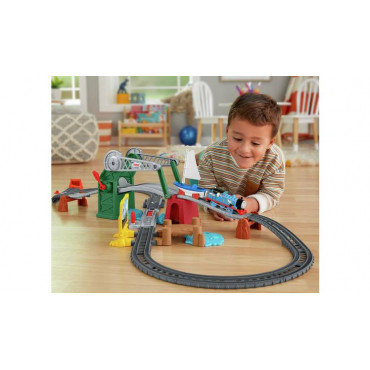 Bridge Lift  Thomas and Skiff Playset