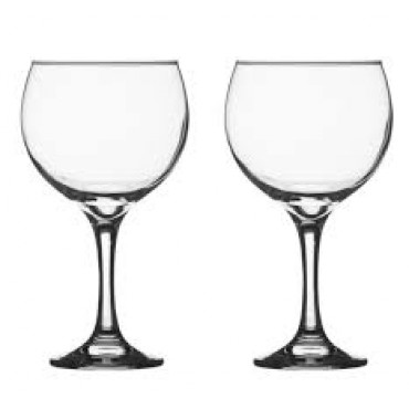 Gin Glasses Set of 2 65cl