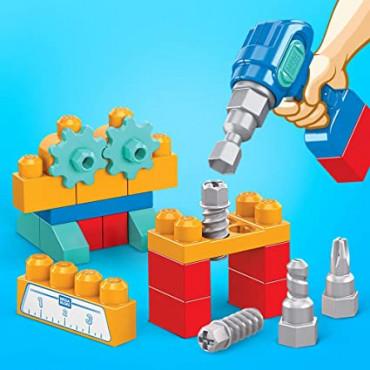 Mega Blocks Lil Building Drill Set