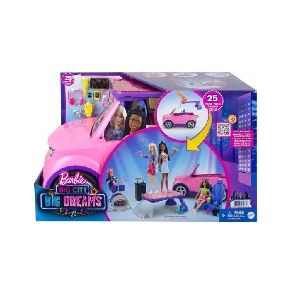 BARBIE BIG CITY BIG DREAMS FEATURE SUV
