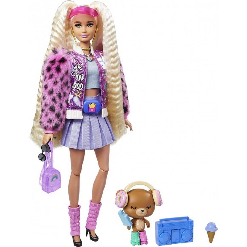 Barbie Xtra Blonde Pigtails