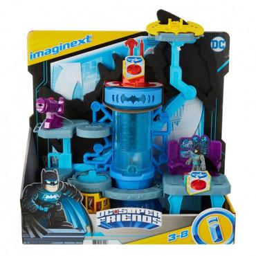 IMAGINEXT DCSF Bat-tech Batcave