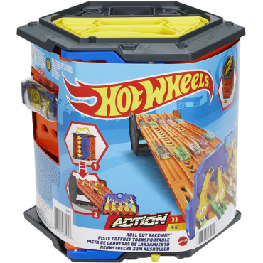 Hot Wheel Roll Out Race Way