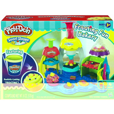 Playdoh Frosting Fun Bakery