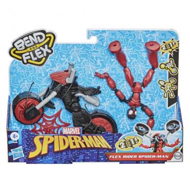 SPIDERMAN BEND & FLEX RIDER